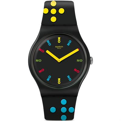 SWATCH SUOZ302 DR.NO
