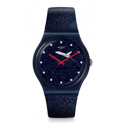 SWATCH SUOZ305 James Bond Moonraker