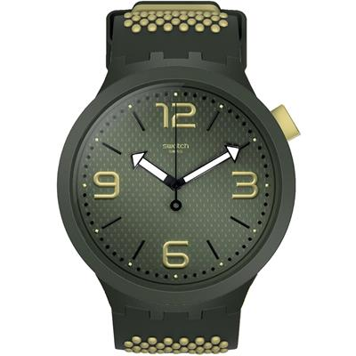 Swatch SO27M102 Bbblanco Erkek Kol Saati